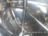 Chaleira de cozimento industrial Jacketed do vapor do aço inoxidável
