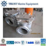 Marineventile-cc$jis F7371 Schwingen-Rückschlagventil der Form-Bronzen-5k