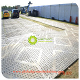 Preis mit hoher Schreibdichtepolyäthylen-Kran-Spur-Matten HDPE der temporären Straßen-Matten