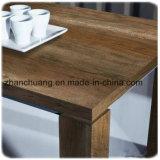 El papel de madera horizontal de la melamina del grano para los muebles