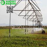 Sistema de centro remolcable de Irrgaiton del pivote de China para el ahorro del agua