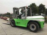 10 Tonnen Chariot Elevateur Diesel-Gabelstapler-