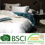 高品質のホテルのアパートのための卸し売り安い綿のシーツ