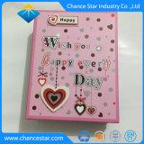 Rectangular personalizado Embalaje de regalo papel pequeño Hat Box