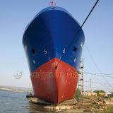 Airbags laterais de borracha de navios de qualidade fiável para Serviço Marinho