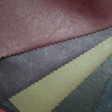 Leatherette d'imitazione di guadagno delle pecore del Faux del cuoio molle dell'indumento