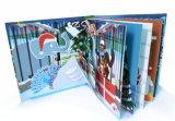 Профессиональные картон бумага нестандартный формат печати детей всплывающее окно Адресная книга Новая конструкция детей всплывающее окно Адресная книга