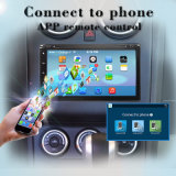 "7""Carplay antirreflectante, Quad Core Android 2DIN Universal Radio GPS coche reproductor de DVD"