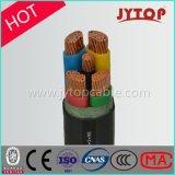 5 câble d'alimentation de cuivre à plusieurs noyaux d'isolation du conducteur XLPE de faisceau