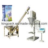 Máquina de rellenar de la venta del polvo automático lleno caliente de la medicina, máquina de rellenar del taladro, máquina de rellenar del polvo de la botella