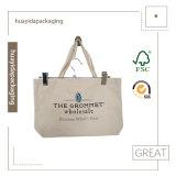 Настраиваемый логотип печать рекламных женская сумка полотенного транспортера