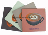 Práctico de costa de cristal de papel respetuoso del medio ambiente de la taza de la promoción