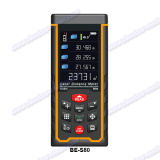 Farbe Screen Laser Distance Meter, mit Angle Measuring, Rangefinder mit Camera u. Range 80m, 120m Be-S80, Be-S120