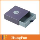 El múltiplo acoda el rectángulo de empaquetado de papel del cajón de la cartulina