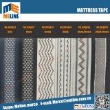 Stripe Design/Stripe colchão padrão de fita, fita de colchão fornecedor na China