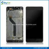 Großhandels-LCD-Bildschirm-Bildschirmanzeige mit Rahmen für Huawei P9 Lite