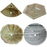 Variour Form-Marmor-Wannen für Badezimmer