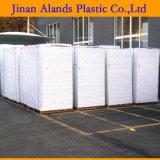 Alto densidade branco 2050X3050mm da cor da placa da espuma do PVC