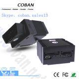 Obdii carro GSM GPS GPS Tracker306 Dispositivo de localização GPS OBD II com combustível / Verificação de quilometragem