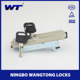 Push Sliding Furniture Lock 1511