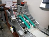 피복 꼬리표 RFID 레이블 레테르를 붙이는 기계 라벨 붙이는 사람