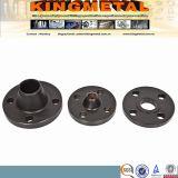 BS 4505 Tabla D de soldadura de acero al carbono cuello Bridas