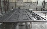 最もよい品質のAnti-Rust機密保護のハンドメイドの美しい鉄のガレージのドア