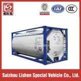 20FT LPG Cimc Tank Container ASME CCC Certificate