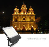 Dünnes 200W LED Flut-Licht der Form-Ästhetik-ultra