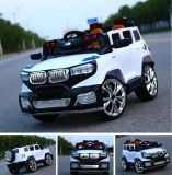 Conduite de gosses de BMW de modèle neuf sur le véhicule/le jouet bébé d'enfants