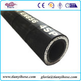 O fio de aço de 4 camadas de reforço de metal 4sp a mangueira hidráulica