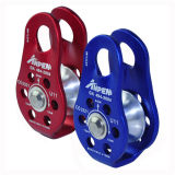 Puleggia con 12mm Fisso-Side Rope Size Single Aluminum Pulley