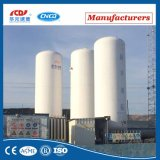 Baixa Pressão Industrial Lox criogénicos Lin Lar Lco2 tanque de armazenamento