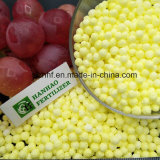 Gute Qualitätsharnstoff (N: 46%) Überzogenes Sulfer für Landwirtschafts-Harnstoff 46