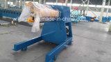5 tonnellate di lamiera di acciaio automatica idraulica Decoiler