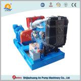 Moteur électrique de la pompe centrifuge entraînée par l'exploitation minière