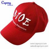 Fornecedor liso do chapéu do tampão do esporte do logotipo