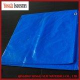encerado poli UV de Resisant 8X10feet do rasgo do revestimento 10mil