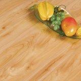 Textura da natureza HDF/MDF Board piso laminado piso laminado Material de Construção