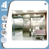 مستشفى مصعد من سرعة [2.0م/س] قدرة [2000كغ]
