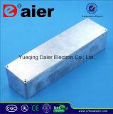 1032L de elektronische Lange Doos van het Pedaal van de Gevolgen van het Aluminium
