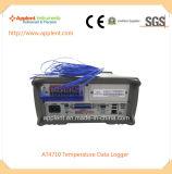 Usine d'enregistreur de données de la température de nouveau produit (AT4710)