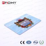단 하나 여행을%s RFID 대중 교통 Crad를 주문 설계하십시오