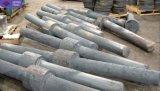 Kundenspezifische legierter Stahl-heiße geschmiedete Welle mit Gang