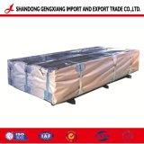 Высокое качество оцинкованного листа крыши из гофрированного картона Gi стали