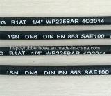 Un fil d'acier renforcé 135C de température élevée du flexible hydraulique