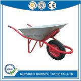 130Kgs Jardim Wheelbarrow Capacidade Sem Orifícios (WB6408)