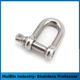 電流を通されたねじPinは私達タイプ鋼鉄低下Dの手錠を造った