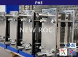 pasteurisateur de lait Produits laitiers l'équipement pour plus de débit échangeur de chaleur à plaques