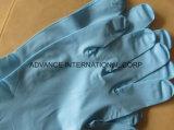 Порошковое одноразовые нитриловые перчатки исследования